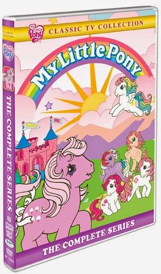 classic pony DVD
